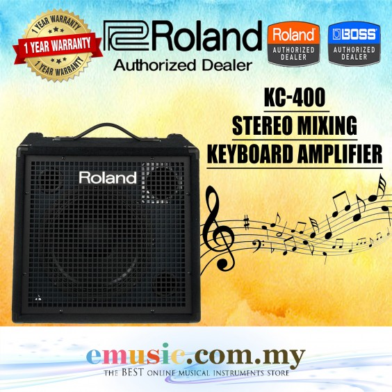 Roland KC-400 Keyboard Amplifier (KC400 / KC 400)