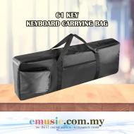 61 Key Piano Bag Keyboard Bagpack 5mm Padded Bag Piano Case Music Keyboard Bag