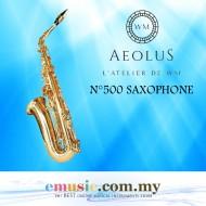 Aeolus N°500 Alto Saxophone (No.500 / N.500 / N500 / N'500)