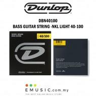 Jim Dunlop DBN40100 Nickel Wound Bass Guitar String 40-100