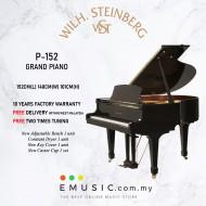 Wilh. Steinberg P152 Grand Piano (P-152 / P 152)